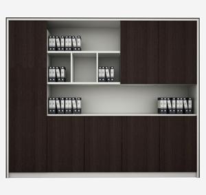 Tủ gỗ giám đốc cao cấp FO3-TGD-01