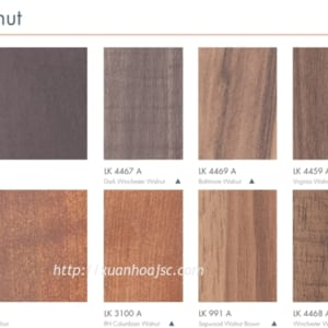 Laminate Mầu Gỗ 9.2 (Laminate Wood Grains 9.2)