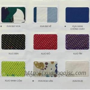 Mẫu Vải Và Vải Lưới (XLUO-And-XVAI)